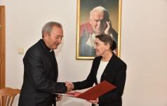 """Laureaci Medalu """"Mater Verbi"""" z archidiecezji częstochowskiej"""