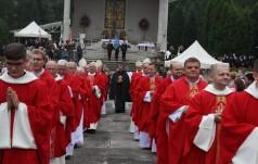 Kraków: Odpust w mogilskim sanktuarium