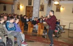Raperska ewangelizacja w Leśnej