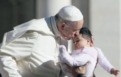Franciszek popiera projekt #ZatrzymajAborcję