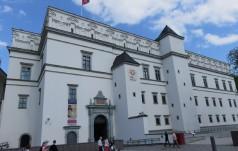 """Kard. Nycz honorowym patronem wystawy """"Chrztu Litwy"""" Gersona"""