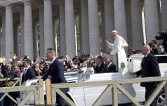 Franciszek popiera dialog Stolicy Apostolskiej z palestyńską instytucją międzyreligijną
