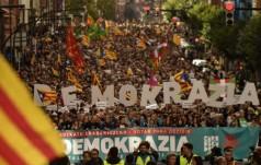 90 procent głosujących za niepodległością Katalonii