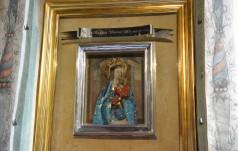 Pierwsza na świecie koronacja fresku Matki Bożej