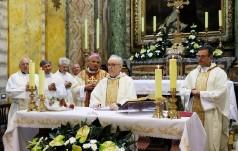W Rzymie obchodzono 80-te urodziny o. Hieronima Fokcińskiego