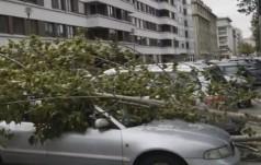Orkan Ksawery nad Polską. Co najmniej 1 osoba zginęła, 39 rannych w wichurach