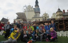 Spotkanie Rodziny Szkół im. Jana Pawła II w Częstochowie