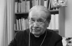Zmarł bp Wacław Świerzawski