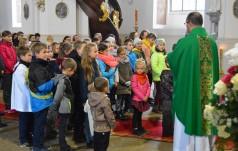 Różańcowe święto dzieci w Krzeszowie