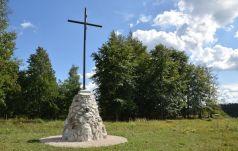 Renowacja krzyża – wotum za odzyskanie niepodległości
