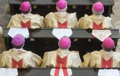 Rekolekcje biskupów na Jasnej Górze