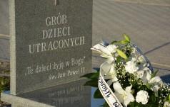 Pomnik Dziecka Utraconego stanął w Legnicy