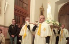 Zakończenie Roku Fatimskiego w Wieluniu
