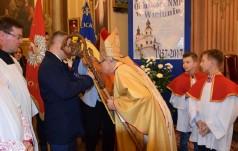10-lecie Parafialnego Oddziału Akcji Katolickiej ze św. Józefa w Wieluniu