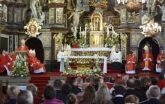 Bp Bałabuch: na wzór św. Ignacego umierajmy dla siebie, aby żyć dla Boga