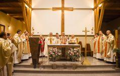 Jubileusz 10-lecia kościoła akademickiego w Częstochowie