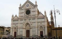 Włochy: śmierć we florenckiej bazylice