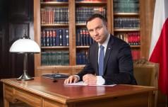 Prezydent o projektach ws. sądownictwa: Nie zgodzę się na to, przeciw czemu protestowałem