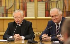 Jarosław Gowin gościem Rady Naukowej KEP