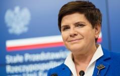 Beata Szydło: jako poseł i premier jestem przeciwko liberalizacji prawa do aborcji
