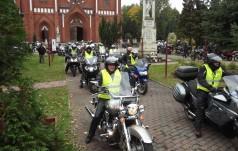 Zakończenie sezonu motocyklowego w Zawierciu