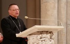 Abp Ryś: Caritas nie jest zwykła pomocą humanitarną, a doświadczeniem miłosierdzia