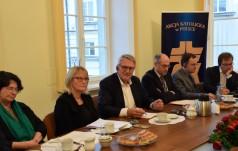 Spotkanie polskiego i niemieckiego laikatu