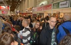 Kraków: tłumy miłośników literatury na 21. edycji Międzynarodowych Targów Książki