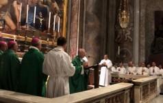Abp Marek Jędraszewski w Rzymie