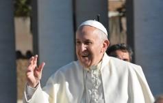 Franciszek przybył do nuncjatury w Limie