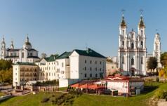 Witebsk miasto św. Kuncewicza i Chagalla