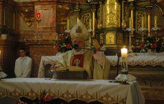 Gidle: 250. rocznica konsekracji kościoła pw. Najświętszej Maryi Panny Bolesnej