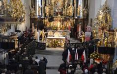 Uroczystości patriotyczne w Bolesławcu