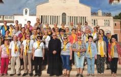 Pielgrzymka do grobu św. Jana Pawła II