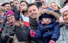 Niepodległość na ulicach Warszawy
