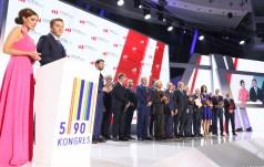 Kongres 590: Laureaci Nagrody Gospodarczej Prezydenta RP
