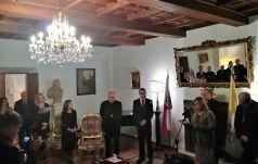 Watykan: w ambasadzie RP przekazano Panamie relikwie św. Jana Pawła II