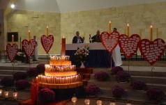 Modlitwa za zmarłych podopiecznych