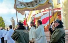Odpust papieski w Lubaczowie
