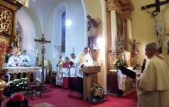 Szczególny odpust w parafii św. Marcina