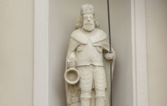Kościół Św. Floriana w gnieździe rodu Czarnieckich