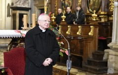 Abp Jędraszewski: lewacy nie umieją uszanować ludzkiego życia
