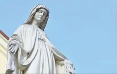 8 grudnia uroczystość Niepokalanego Poczęcia Maryi