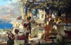 Obraz Siemiradzkiego wycofany z aukcji w londyńskim Sotheby's