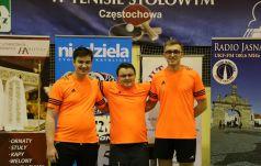 Częstochowa: klerycy z Kielc zostali mistrzami Polski w tenisie stołowym