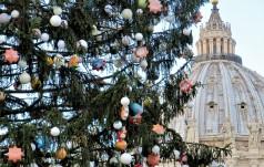Franciszek do ofiarodawców choinki: jest ona znakiem wiary Polaków