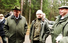 W obronie Puszczy Białowieskiej