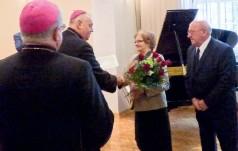 Nagrodzeni odznaczeniem papieskim