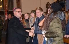 Toruń: czuwanie przed ingresem bpa Śmigla