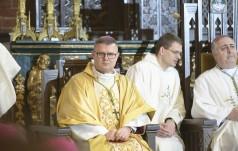 Toruń: zakończył się ingres bp. Wiesława Śmigla